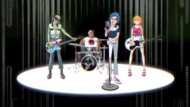 Roblox Music Video Gorrilaz Feel Good Inc Youtube Gorillaz Tranz Watch For Free Or Download Video