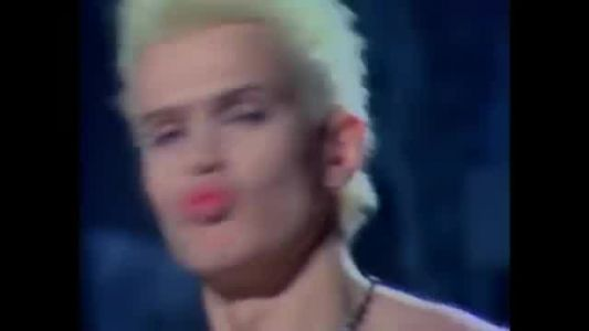Billy Idol Watch Music Videos Or Download For Free At More Music Videos